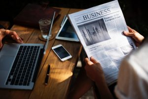 Blogga om nyheter