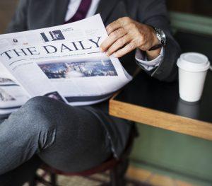 Dagstidningars vs kvällspressens nyheter